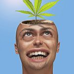 What is THC? High feeling, high face