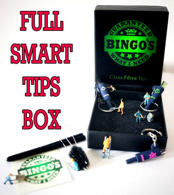 FULL BINGOS SMART TIPS Box