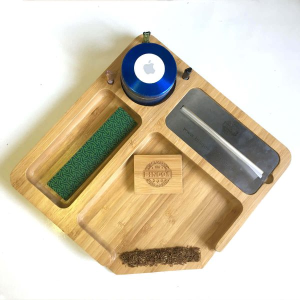 Bingo's Comfort Smart Rolling Tray + Accessories (1)