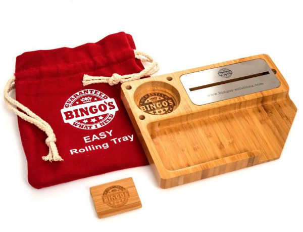 Bingo's Smart Rolling Tray models COMFORT And EASY (7)